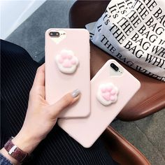 Fashion 3D Lovely Heart Cartoon Candy cat silicone Phone Cover for iphone5 6 6s 7 plus Case For Samsung galaxy S8 S6 S7 edge J5 //Price: $8.95 & FREE Shipping //     #catstuff