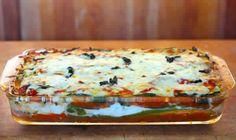 No-Noodle Vegetable Lasagna – 5 Smartpoints