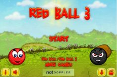 Friv 10 games: Red Ball 3