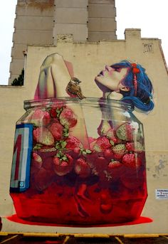 Richmond is not only one of the most tattooed cities but it has the best street art....Etam Cru mural in Richmond, VA