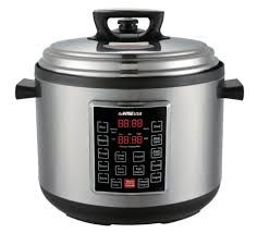 online shopping for GoWISE USA Electric Pressure Cooker rice scooper, measuring cup, 14 QT from top store. See new offer for GoWISE USA Electric Pressure Cooker rice scooper, measuring cup, 14 QT Steel Pressure Cooker, Best Electric Pressure Cooker, Digital Pressure Cooker, Electric Cookers, Hot Pot, Rice Cooker, Slow Cooker, Yogurt Maker, Specialty Appliances