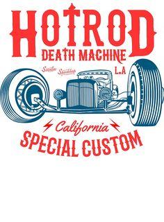 Hot Rod Death Machine