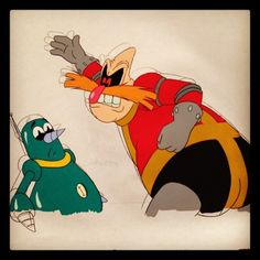 Dr. Robotnik (Adventures of Sonic the Hedgehog)