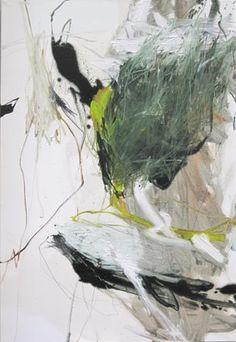 60P - Landscape-landscale V2, 2010, 130 x 89 cm, huile et medium sur toile,