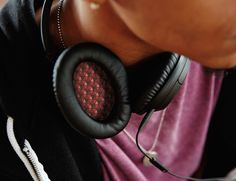 Listening to music will be a stylish encounter if you have the Bose SoundTrue #Headphones Around-Ear Style.