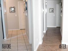 Comfortable 1 Ceramic Tiles Thin 3 Tile Patterns For Floors Regular 3D Floor Tiles 3X6 Ceramic Subway Tile Old 4 Tile Patterns For Floors Brown4 X 6 Subway Tile I Did This Myself, Vinyl Plank Flooring Over Tile | Floors ..