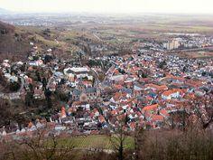 Heppenheim Odenwald by mbell1975, via Flickr