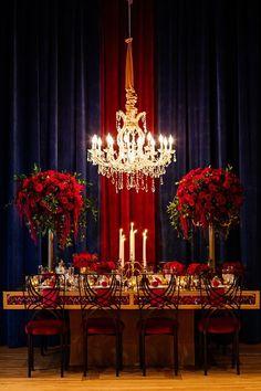 Dark Romantic wedding