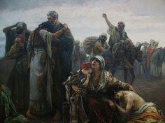 Expulsion de los moriscos