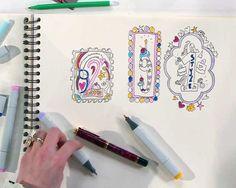 Hoe je cijfers kunt tekenen op een creatieve manier.