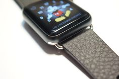 Apple Watch - 38mm Space Grey Aluminum Case with Black Classic Buckle