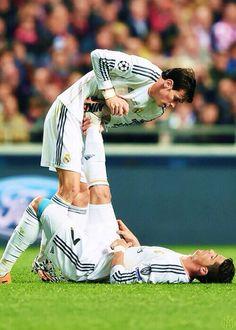 Bale & Ronaldo