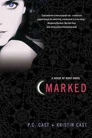 Read Lily's review of MARKED: A HOUSE OF NIGHT NOVEL by P. C. CAST. #bookreviews