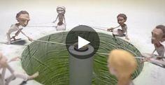 L'association caritative Caritas Internationalis a produit un court film d'animation autour du problème de la faim...