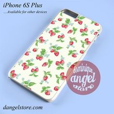 Strawberrry Phone case for iPhone 6S Plus and another iPhone devices