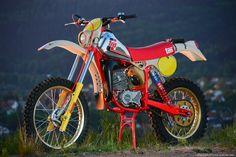 (1) Moto TM Regolarita 125cc 1980 - Galerie - Offroadforen Community