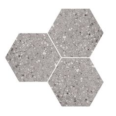 Mandarin Stone, Outdoor Tiles, Hexagon Tiles, Porcelain Tile, Terrazzo, Different Colors, Concrete, Colours, Flooring