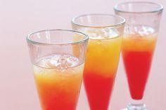 Tequila Sunrise Recipe - Taste.com.au