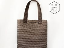 Shopper in tessuto d'arredo #2 http://it.dawanda.com/shop/isabo-borse-in-stoffa