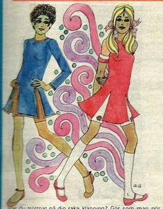 Great fashion ideas 1968