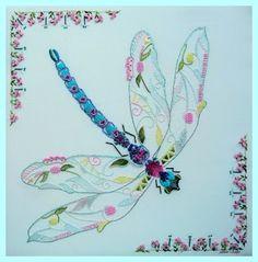 RosalieWakefield-Millefiori: Bugs? Sure. It's Brazilian Dimensional Bug Embroidery