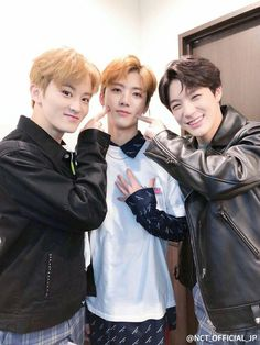 <NCT DREAM in JAPAN EVENT> #NCT #NCTDREAM #MARK #JENO #JAEMIN