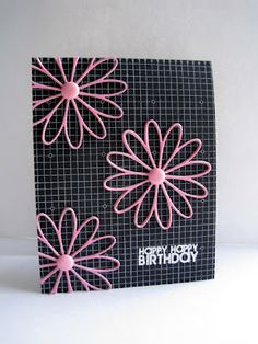 My daughter would love this card.  Nice!  I'm In Haven blogspot