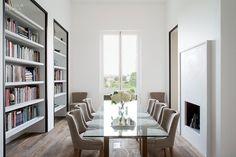 Self-Portrait with Furniture: Pierre Yovanovitch's Paris Apartment   Projects   Interior Design