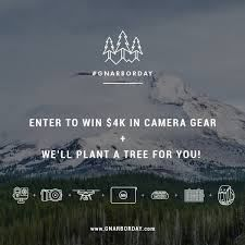 Camera gear worth up to $4000 is being given away by GnarborDay.com in this worldwide giveaway! They will also plant a tree on your behalf once you join. That should be reason enough to take part. To enter, log in using your Facebook, Instagram or email and do many as many tasks on their Gleam form, then share this giveaway for more chances of winning! This international contest ends on April 30th, 2016. Don't forget to subscribe to UbosOras.com to keep up to date with the latest worldwide…