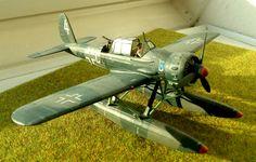 Arado Ar 196 A-3. 1/72 Revell