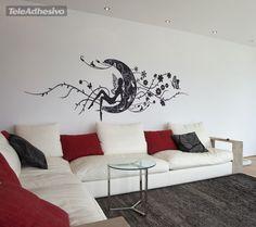Adesivi Murali: Adesivi murali - Erzulie 1