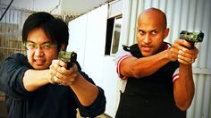 Mexican Standoff, A Comedy Sketch Full of Surprises Starring Freddie Wong and 'Key & Peele'