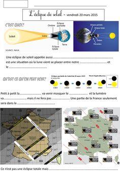 Une trace écrite pour l'éclipse solaire du 20 mars   BLOG GS CP CE1 CE2 de Monsieur Mathieu JEUX et RESSOURCES