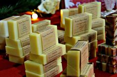 Ravyhn's Natural Soaps     Photo by Tamerrah Volkovskis