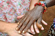 Together, hand in hand. Supporting mothers through income generating activities to help families earn an income which helps them feed their families, send their children to school and rewards the community with growth and stability. www.rootsethiopia.org