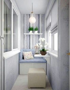 51 Small Balcony Decor Ideas Small Balcony Decor Ideas Inspiration is a part of our Architectural space design inspiration series. Interior Balcony, Apartment Balcony Decorating, Apartment Interior, Home Interior Design, Interior Decorating, Small Balcony Decor, Tiny Balcony, Balkon Design, Home And Deco