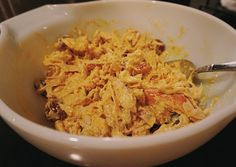 5 Minute Chicken Salad | Paleo & Whole 30