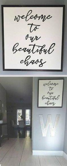 65 Ideas Home Sweet Hom Schild Wall Decor #wall #home #decor