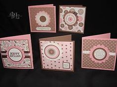 3 X 3 Box of Cards Pattern