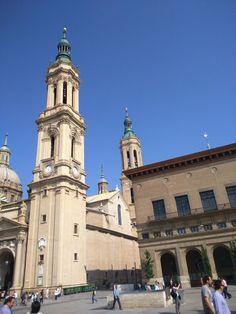 El Pilar. Zaragoza.