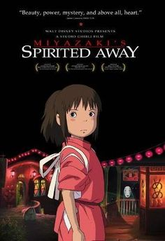 Top Ten Japanese Animation Movies of All Time: Spirited Away, written and directed by the great Hayao Miyazaki, was the first anime to win an Academy Award. It was released by Studio Ghibli, Inc., which was co-founded by Miyazaki and Isao Takahata.