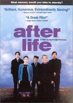 Wonderful Life,ワンダフルライフ Wandafuru Raifu, directed by Hirokazu Koreeda