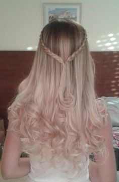 Make Up, Pastel, Hairstyle, Humor, Outfits, Beauty, Vestidos, Party Hairstyles, Cute Hairstyles