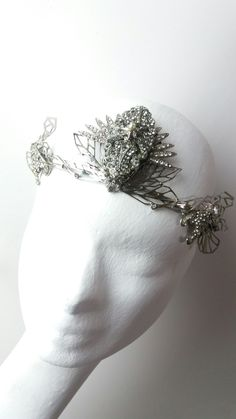 A Butterfly Fairtale tiara or mask by Marco Apollonio