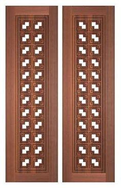Image result for pooja door designs  sc 1 st  Pinterest & pooja room design. home mandir. lamps. doors. vastu. idols ... pezcame.com