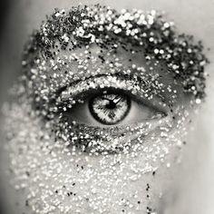 Seeing through the sparkles