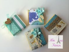Yummy wrapped chocolates, these are just a few of my designs for the Safari theme. All chocolates are Kosher certified.