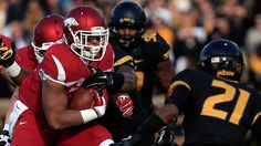 Arkansas vs. Missouri College Football Week 13 Preview, TV ...