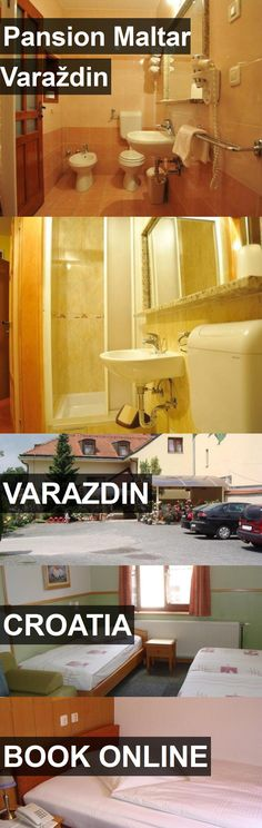 Hotel Pansion Maltar Varaždin in Varazdin, Croatia. For more information, photos, reviews and best prices please follow the link. #Croatia #Varazdin #travel #vacation #hotel