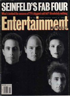 We tried to figure out the success behind that cult hit show Seinfeld.